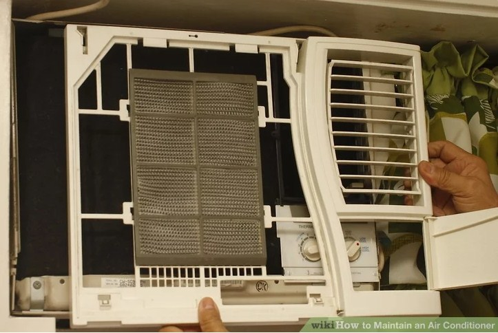 Pelangi Teknik - Cara merawat AC